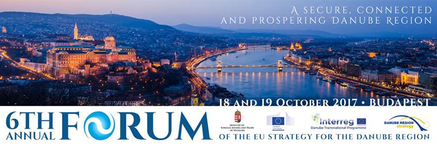 Strategija Evropske unije za Dunavski region