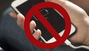 mobilni bez baterije