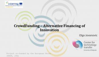 Crowdfunding 2 u 1- izvor finansiranja i alat za analizu tržišta