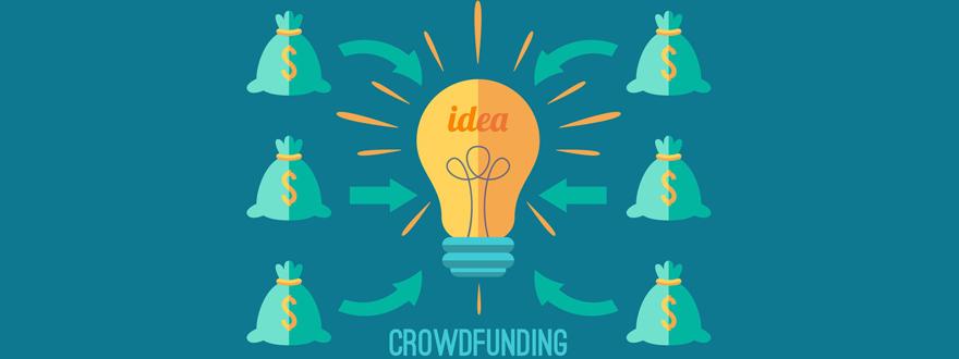 crowdfunding platforma