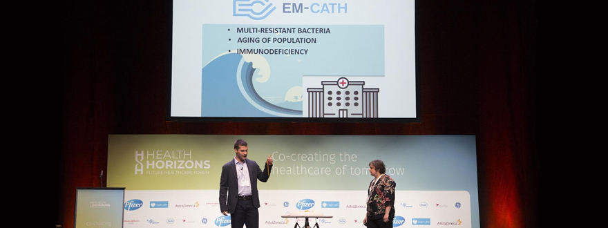 The great success of Em-Cath in Cambridge Centar za transfer